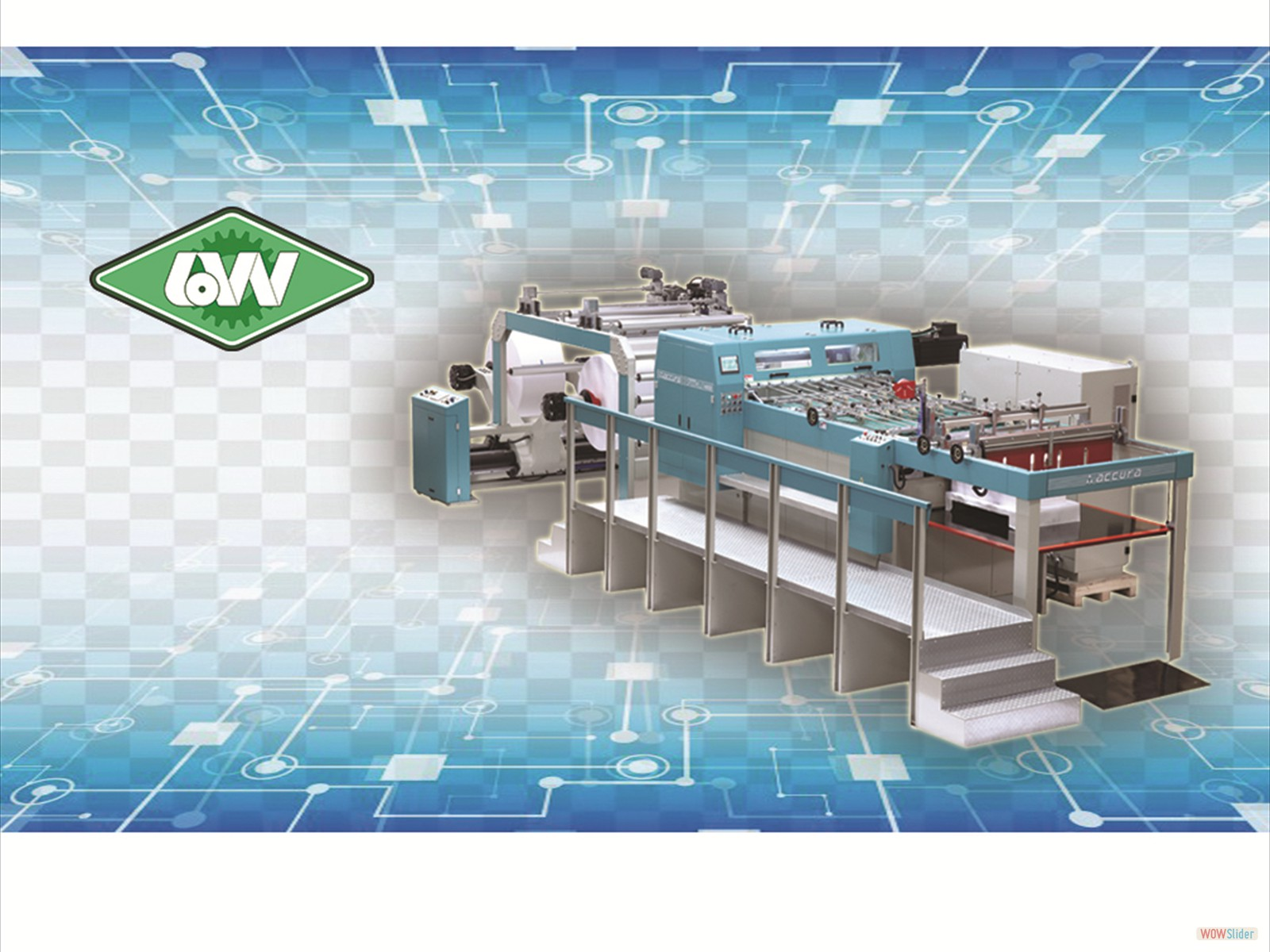 SPEEDWELL Synchro-Fly Sheeter